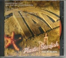 (AK478) Plastic Starfish, Tal M. Klein - DJ CD