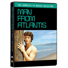 Man From Atlantis 4 Movie Collection 2 Disc SET