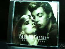 CD - PAUL McCARTNEY (BEATLES) PRESS TO PLAY (STORE STOCK NEW - NUEVO