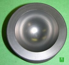 """Glassblowing Lampworking Marble Mold 2.50"""" Graphite"""