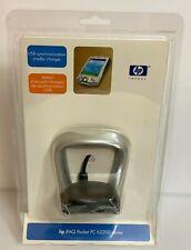 NEW HP iPAQ USB Desktop Cradle Station W/Battery Slot H2200 Series H2210 H2215