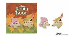 Robin Hood Maid Marion Enamel Pin Set Mondo Disney Exclusive Limited 300 Taylor