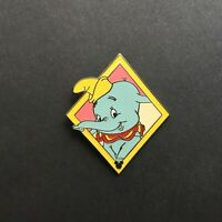 DLR - Cast Lanyard Series 4 - Classic Characters - Dumbo - Disney Pin 44487