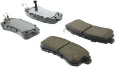 Disc Brake Pad Set-C-TEK Ceramic Brake Pads Rear Centric 103.15100