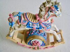 Rocking Horse by San Francisco Music Box Company (1966) - Tune: Carousel Waltz