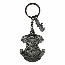 Harry Potter Hogwarts Metal Keyring Keychain - Stocking Filler
