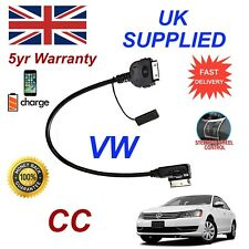 For VW CC 000051446L AMI MMI iPhone 3gs 4 4s iPod Audio Cable