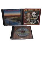 GRATEFUL DEAD LOT OF 3 CD's American Beauty,  Skeletons In The Closet, Dead Set