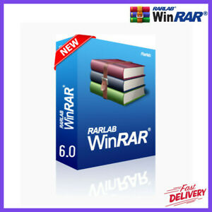 ✅ WinRAR 6.0 Latest Update - Full Version - LifeTime ✅