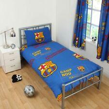 FC Barcelona 'Parche' Cubierta Individual De Edredón Nuevo Ropa De Cama Barca Niños & Adultos