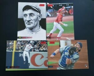 2021 Topps Stadium Club RED FOIL Parallels with Rookies You Pick