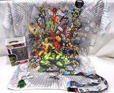 Universal Studios Marvel Super Hero t-shirt, Funko POP Hulk & more