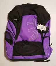 TYR Alliance Team Backpack - 45L - Purple New