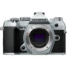 Olympus OM-E-M5 Mark III Digital Sin Espejo D Cámara (Cuerpo únicamente, Plata)
