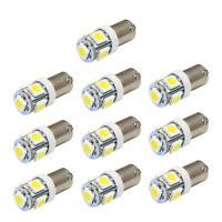 10x T11 BA9S T4W 5050 SMD 5 LED Ampoule Lampe BLANC XENON VEILLEUSE Spot
