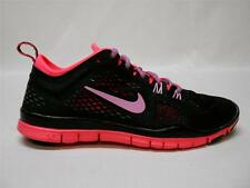 NIB NIKE FREE 5.0 TR FIT 4  WOMEN'S SHOES 8 BLACK AWESOME  SHOES