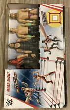 """WWE Mega Event 12"""" Figures No Ring True Moves Undertaker 12 Inch Figures"""