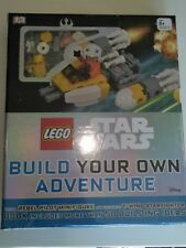 Lego Star Wars Y wing build your own adventure BN w/ pilot minifigure & y-wing