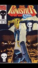 THE PUNISHER #60 PLUS LUKE CAGE MARVEL COMICS