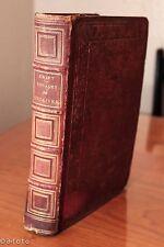 VOYAGES DE GULLIVER Jonathan Swift  Par Walter Scott 1863 French