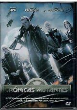 Crónicas mutantes (DVD Nuevo)