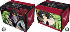 Code Geass Lelouch and C.C. Card Game Character Max Neo Deck Box Case Holder
