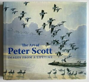 2008 The Art Of Peter Scott Images From A Lifetime 500+ plates, free EXPRESS W/W