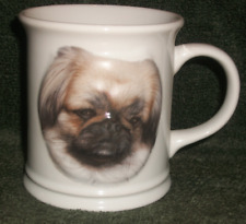 Xpres Pekingese Man's Best Friend Dog Coffee Mug New with Tags
