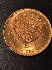 Mexican 1959 20 Pesos Gold Coin .4823 oz. AGW Gold Bullion