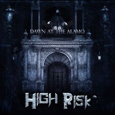HIGH RISK - Dawn At The Alamo (NEW*LIM.500*FATES WARNING*HELSTAR*J.PANZER)