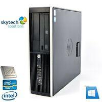 Hp 8300 core i5-3470 3.2Ghz 512GB SSD 16GB SFF 3rd Gen Fast Cheap PC windows 10