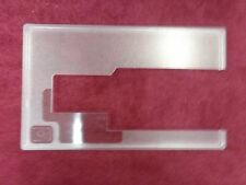 "#449 Horn Cabinet Acrylic Singer 117 Featherweight II Insert 11-1/4""x19"""