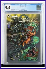 Darkness #15 CGC Graded 9.4 Image/Top Cow June 1998 White Pages Comic Book.