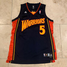AUTHENTIC 2007 Baron Davis ADIDAS NBA Jersey  Size: Large (Length +2)  Warriors