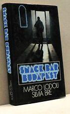 SNACK BAR BUDAPEST - M. L. S. Bre [Libro]