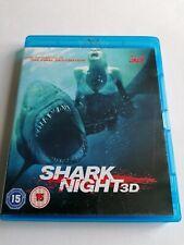 Shark Night (Blu-Ray 3D & 2D, 2012)