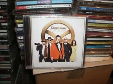 KINGSMAN,THE GOLDEN CIRCLE,FILM SOUNDTRACK,SIGNED BY COMPOSER,MATTHEW MARGESON