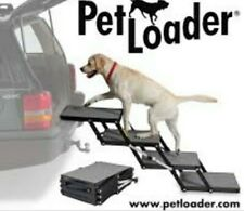 Ultra light Pet Loader Dog Steps for car, suv, truck, collapsible portable