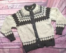 Vintage NORLFENDER --PURE WOOL Sweater --MADE IN Norway XL