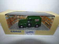 Corgi Classics 96866 Ford Popular Van Gas Board Green Boxed