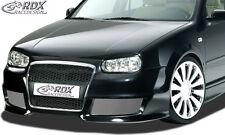 "RDX Stoßstange VW Golf 4 ""SingleFrame"" Front Schürze Vorne Spoiler"