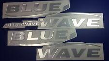 """Blue Wave boat Emblem 39"""" + FREE FAST delivery DHL express"""