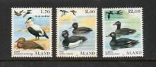 Aland 1987 Birds SG25-27 unmounted mint set stamps