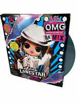 LOL Surprise! OMG Remix Lonestar Fashion Doll – 25 Surprises with Music NEW!
