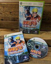 Naruto: The Broken Bond (Xbox 360) PAL ~ Complete ~ Free Post