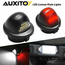 2x AUXITO For Ford F150 F250 F350 Step Bumper License Plate SMD LED Light Lamp