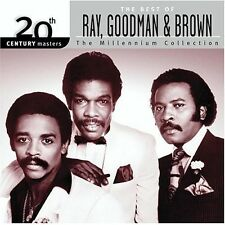Ray, Goodman & Brown - 20th Century Masters: Millennium Collection [New CD]