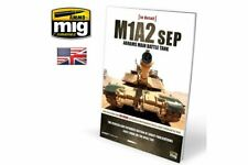 AMMO BY MIG A.MIG-5950 Book M1A2SEP Abrams Main Battle Tank In Detail English