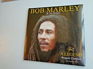 BOB MARLEY & THE WAILERS A Legend UK double LP 2011 new mint sealed vinyl 180g