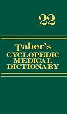 Taber's Cyclopedic Medical Dictionary (Thumb-Indexed Version) by Clarence Wilbur
